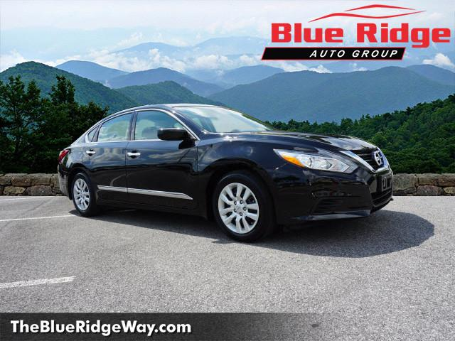 Certified Pre-Owned 2017 Nissan Altima 2.5 S Sedan