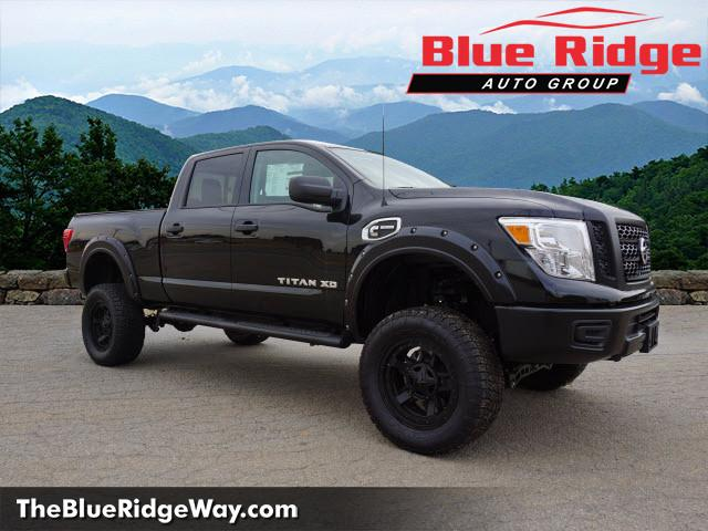 Pre Owned 2017 Nissan An Xd 4x4 Sel Crew Cab S Pickup