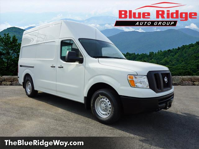 New 2018 Nissan NV NV2500 HD High Roof V6 S