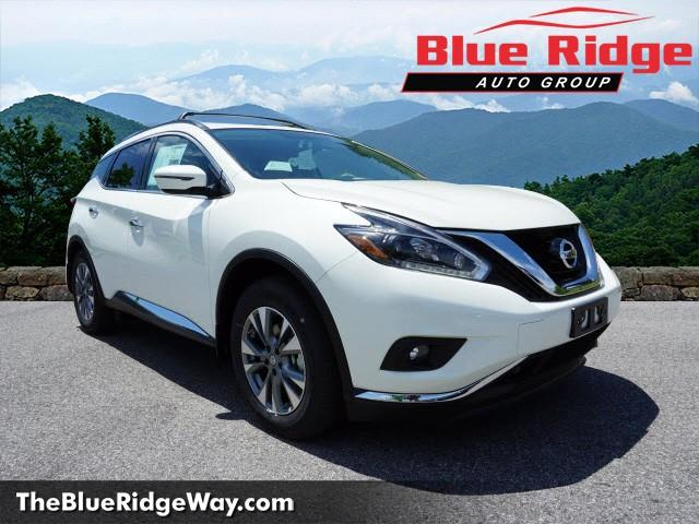 Certified Pre-Owned 2018 Nissan Murano AWD SV