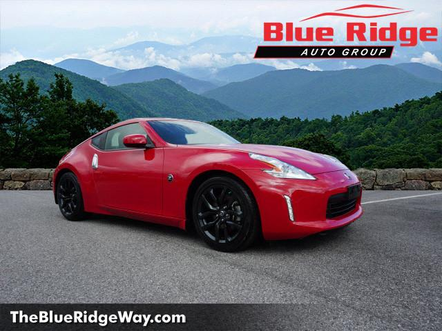 Certified Pre-Owned 2017 Nissan 370Z Coupe Auto