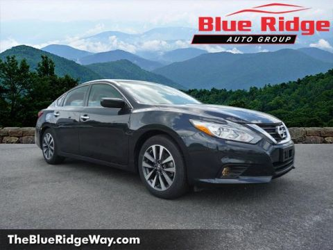 Certified Pre-Owned 2017 Nissan Altima 2.5 SV Sedan