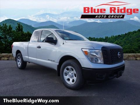 New 2018 Nissan Titan 4x4 King Cab S 4WD