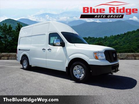 New 2018 Nissan NV NV3500 HD High Roof V8 SV