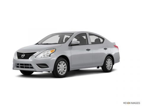 Certified Pre-Owned 2016 Nissan Versa 4dr Sdn CVT 1.6 S Plus