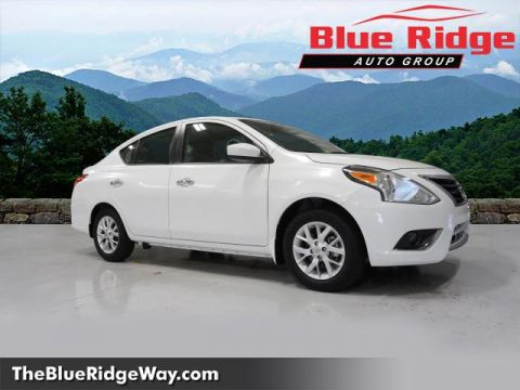 Pre-Owned 2016 Nissan Versa 4dr Sdn CVT 1.6 SV