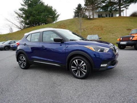 New 2018 Nissan Kicks SR FWD