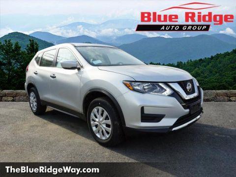 New 2018 Nissan Rogue AWD S